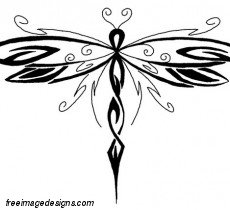 dragonfly free image tattoo design download free image tattoo