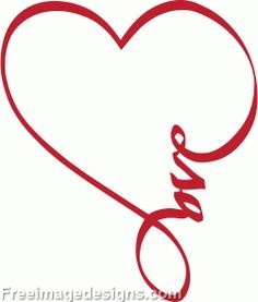 Heart and love designs archives freeimagedesigns com for Love design